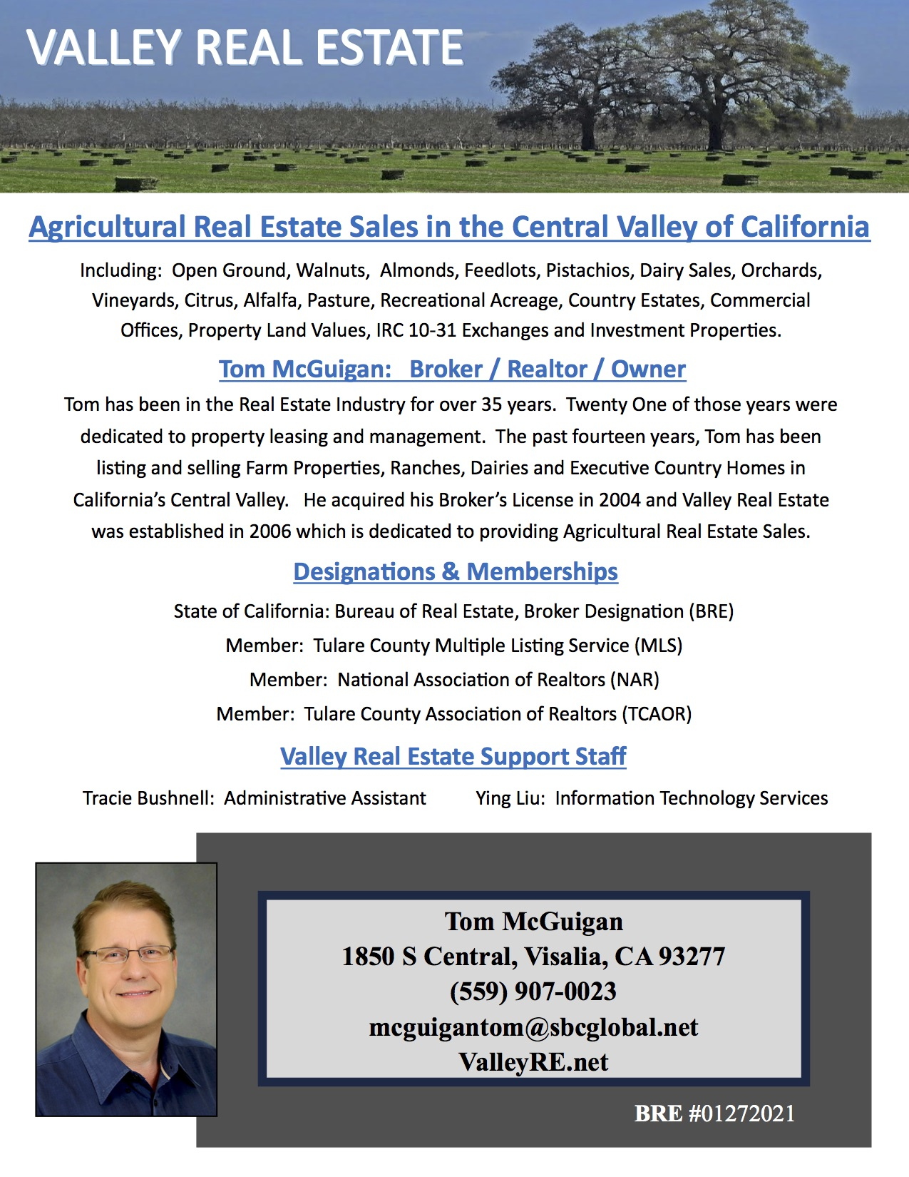 Valley Real Estate Team